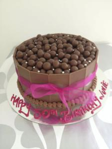 Chocolate Heaven -                       Specialty Cake